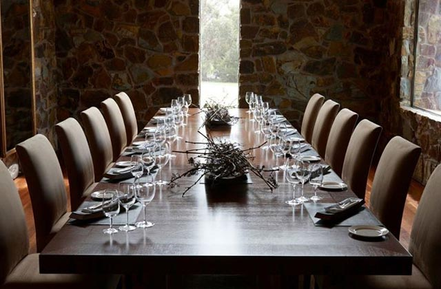 Devaux Private Dining Room